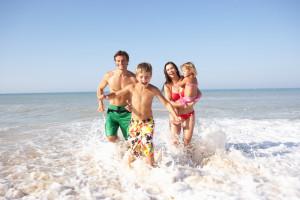Udane rodzinne wakacje.  fot: Shutterstock