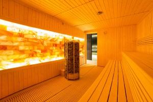Sauna w Villa Park Med&SPA