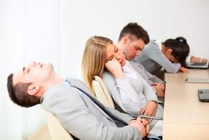 zmęczenie w pracy