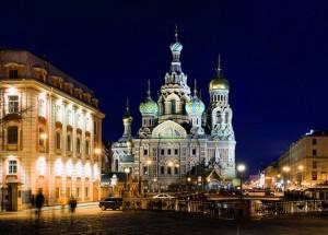Petersburg fot: Shutterstock