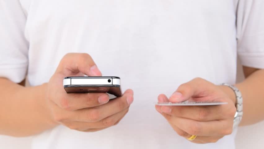 mobilna aplikacja kantor internetowy na smartfonie