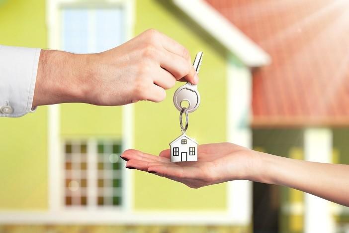 klucz do nowego domu homla