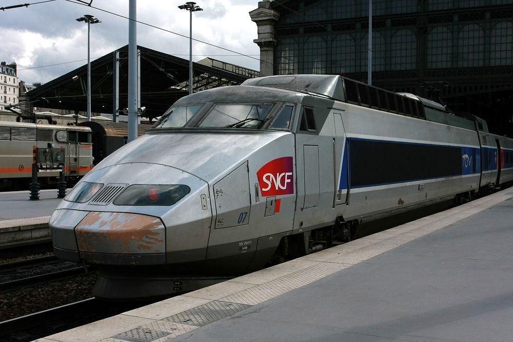 sncf podróże pociągiem