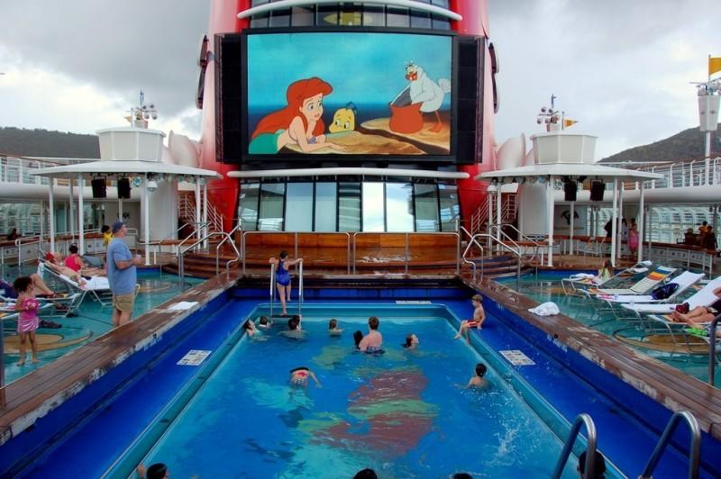 wakacje z dziećmi na basenie w hotelu