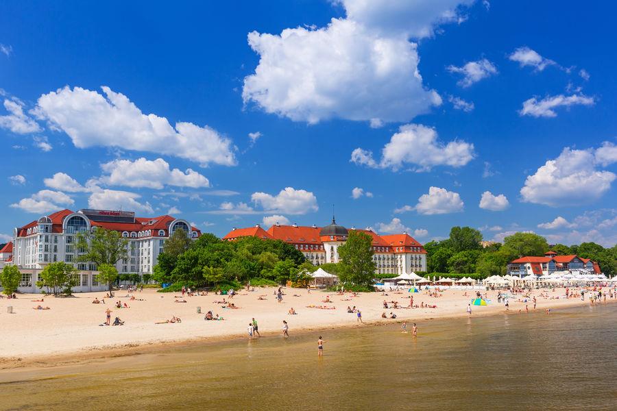 sopot - plaże miejskie