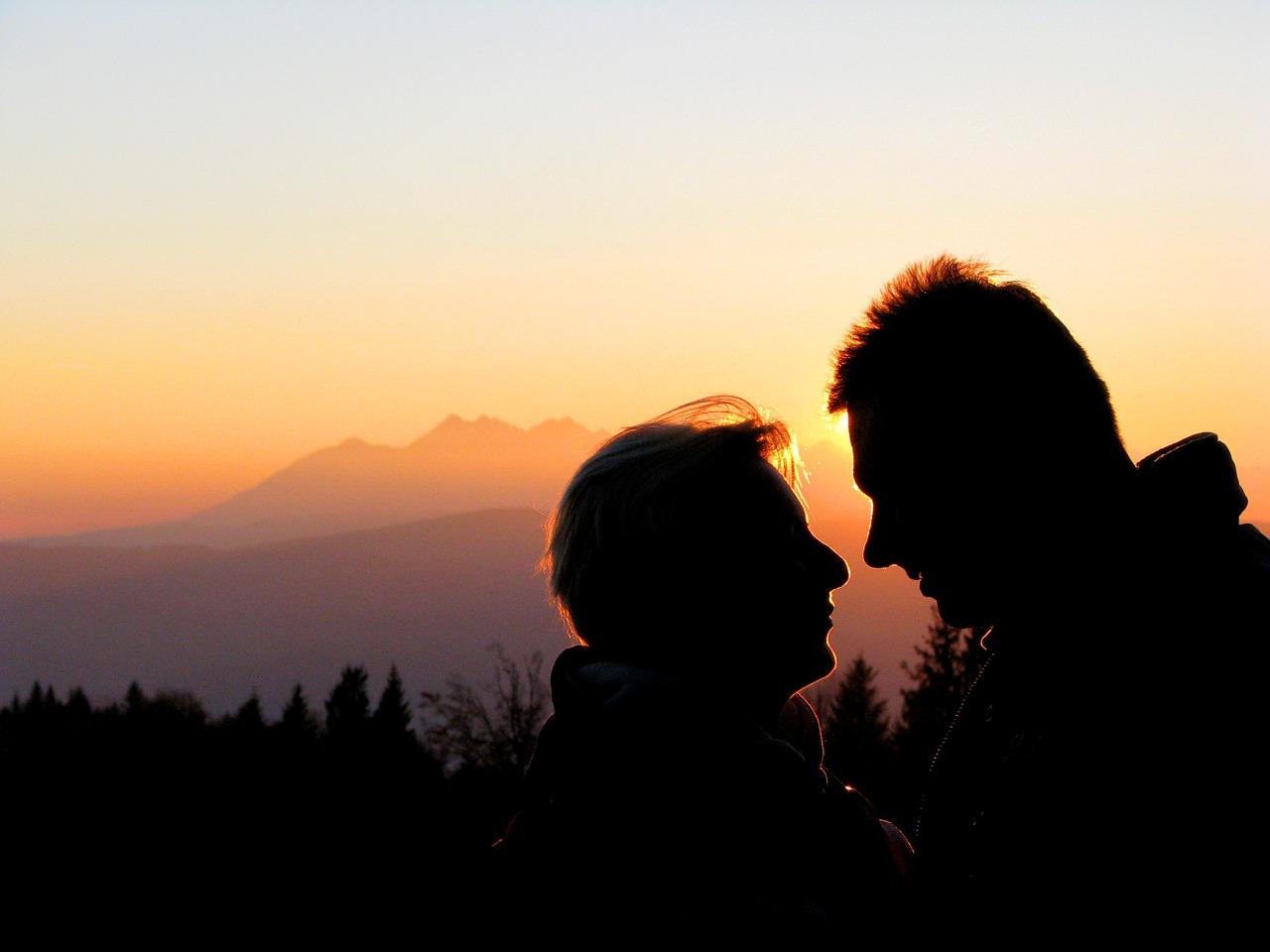 romantyczny wieczór we dwoje
