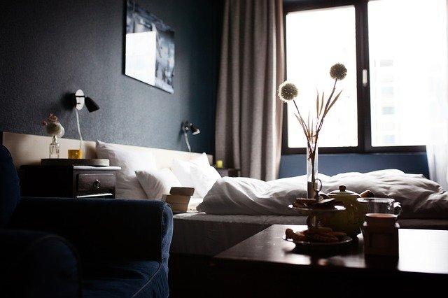 hotelowe pokoje